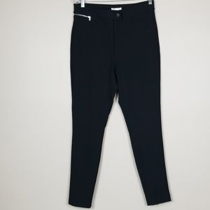 H&M Black Pants Size 10